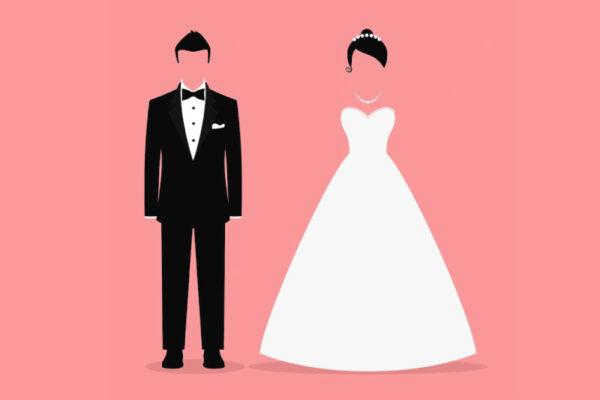 Scende da un Matrimonio